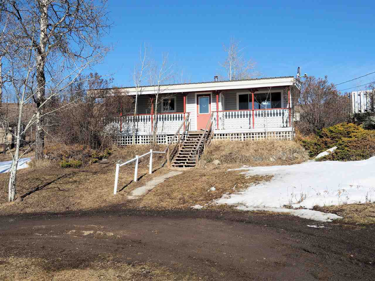 Main Photo: 4939 TELQUA Drive in 108 Mile Ranch: 108 Ranch Manufactured Home for sale (100 Mile House (Zone 10))  : MLS®# R2449243