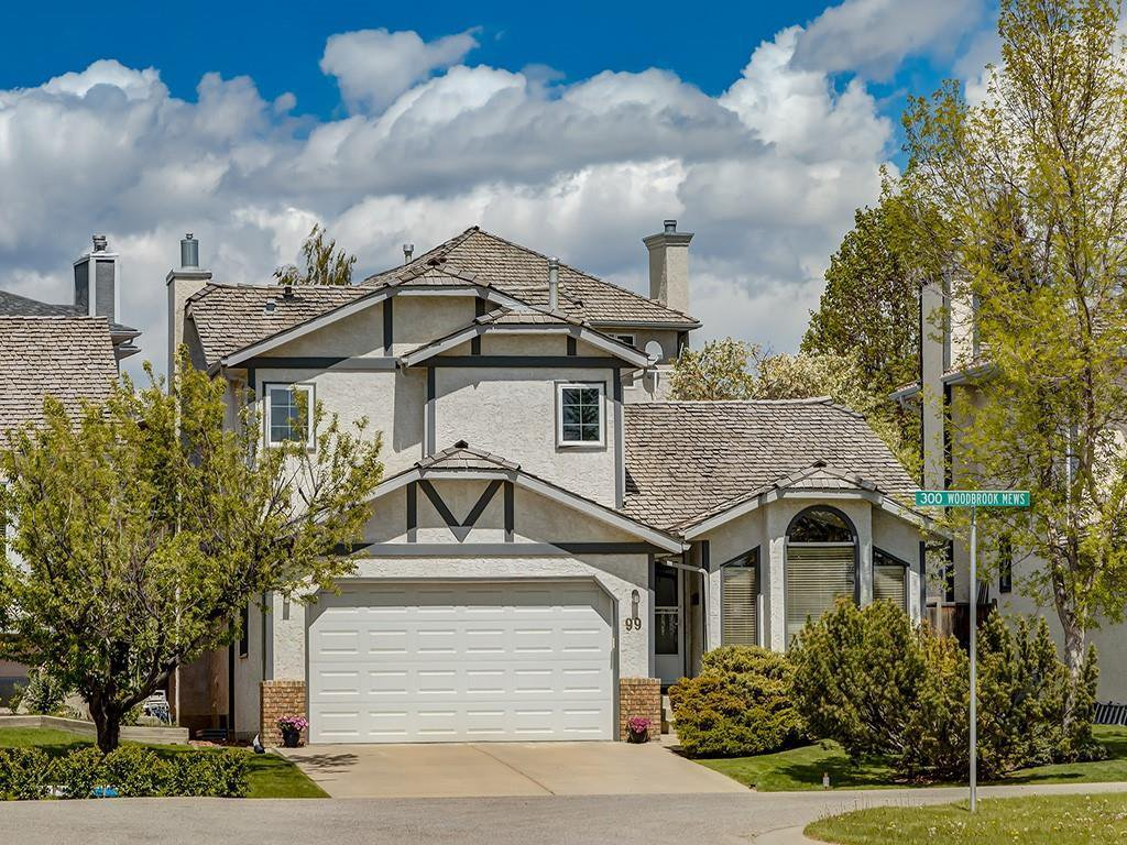 Main Photo: 99 Woodbrook Road SW in Calgary: Woodbine Detached for sale : MLS®# C4300567