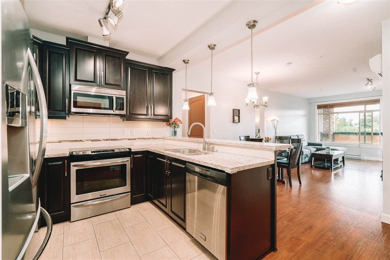 """Main Photo: 211 8258 207A Street in Langley: Willoughby Heights Condo for sale in """"Yorkson Creek"""" : MLS®# R2470083"""