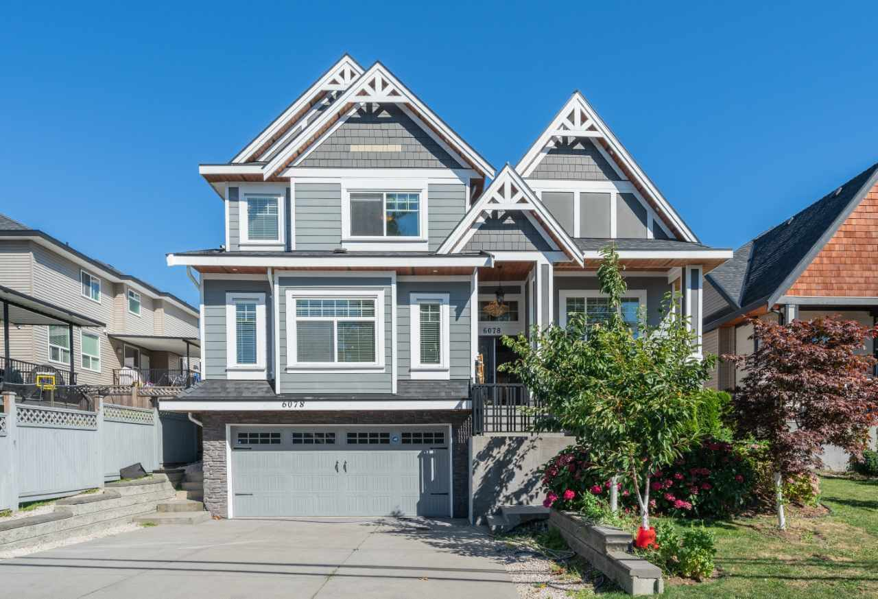 Main Photo: 6078 181A STREET Street in Surrey: Cloverdale BC House for sale (Cloverdale)  : MLS®# R2492359