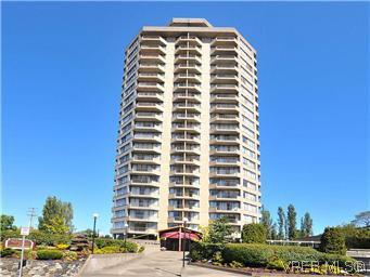 Main Photo: 1405 620 Toronto St in VICTORIA: Vi James Bay Condo for sale (Victoria)  : MLS®# 557761