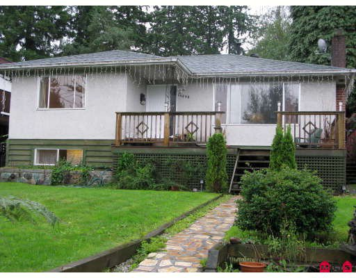 Main Photo: 14398 114A Avenue in Surrey: Bolivar Heights House for sale (North Surrey)  : MLS®# F2825646