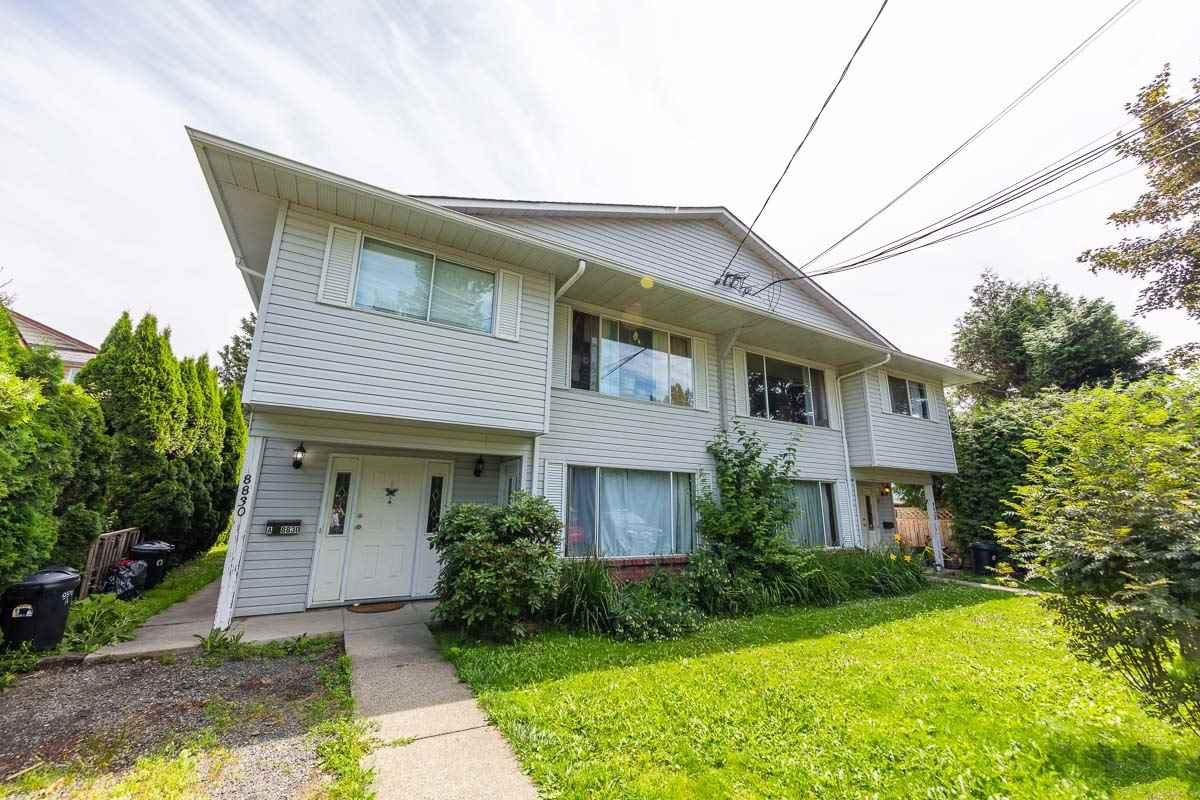 Main Photo: 8828 - 8830 ASHWELL Road in Chilliwack: Chilliwack W Young-Well House Duplex for sale : MLS®# R2388304