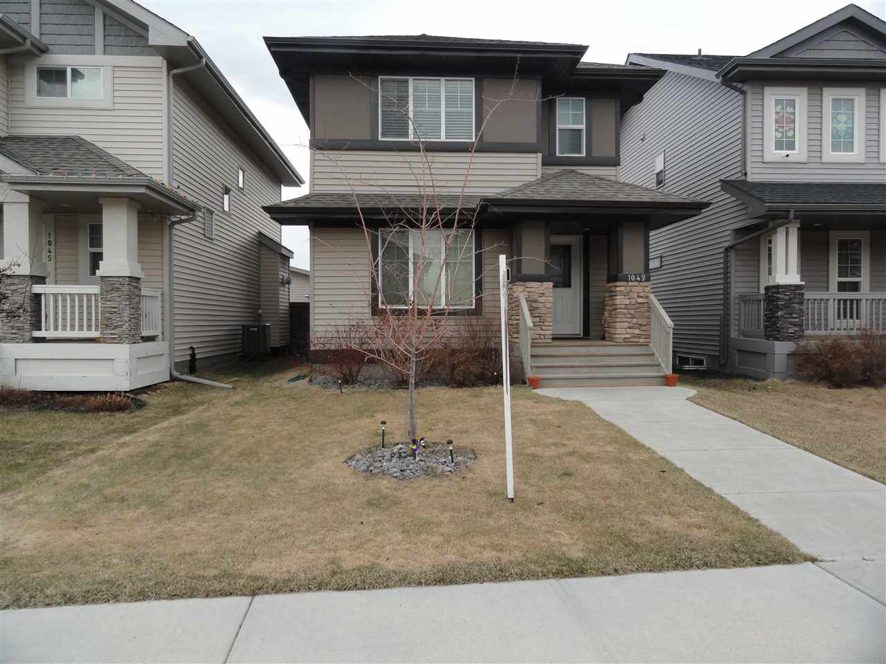 Main Photo: 1049 177A Street in Edmonton: Zone 56 House for sale : MLS®# E4198238