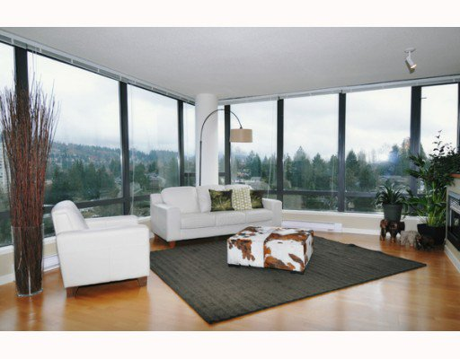 "Main Photo: 1208 400 CAPILANO Road in Port Moody: Port Moody Centre Condo for sale in ""ARIA 2"" : MLS®# V812614"