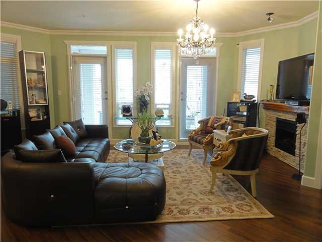 """Photo 3: Photos: 303 4280 MONCTON Street in Richmond: Steveston South Condo for sale in """"THE VILLAGE"""" : MLS®# V849910"""