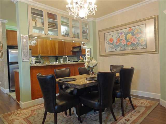 """Photo 4: Photos: 303 4280 MONCTON Street in Richmond: Steveston South Condo for sale in """"THE VILLAGE"""" : MLS®# V849910"""