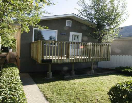 Main Photo: 1219 20 Avenue NW in CALGARY: Capitol Hill Residential Detached Single Family for sale (Calgary)  : MLS®# C3340506