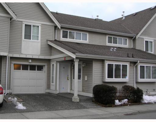 """Main Photo: 36 21801 DEWDNEY TRUNK Road in Maple_Ridge: West Central Townhouse for sale in """"SHERWOOD PARK"""" (Maple Ridge)  : MLS®# V752444"""