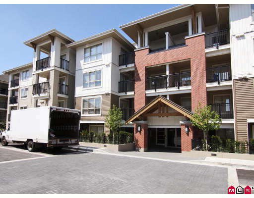 "Main Photo: E409 8929 202 Street in Langley: Walnut Grove Condo for sale in ""THE GROVE"" : MLS®# F2909591"