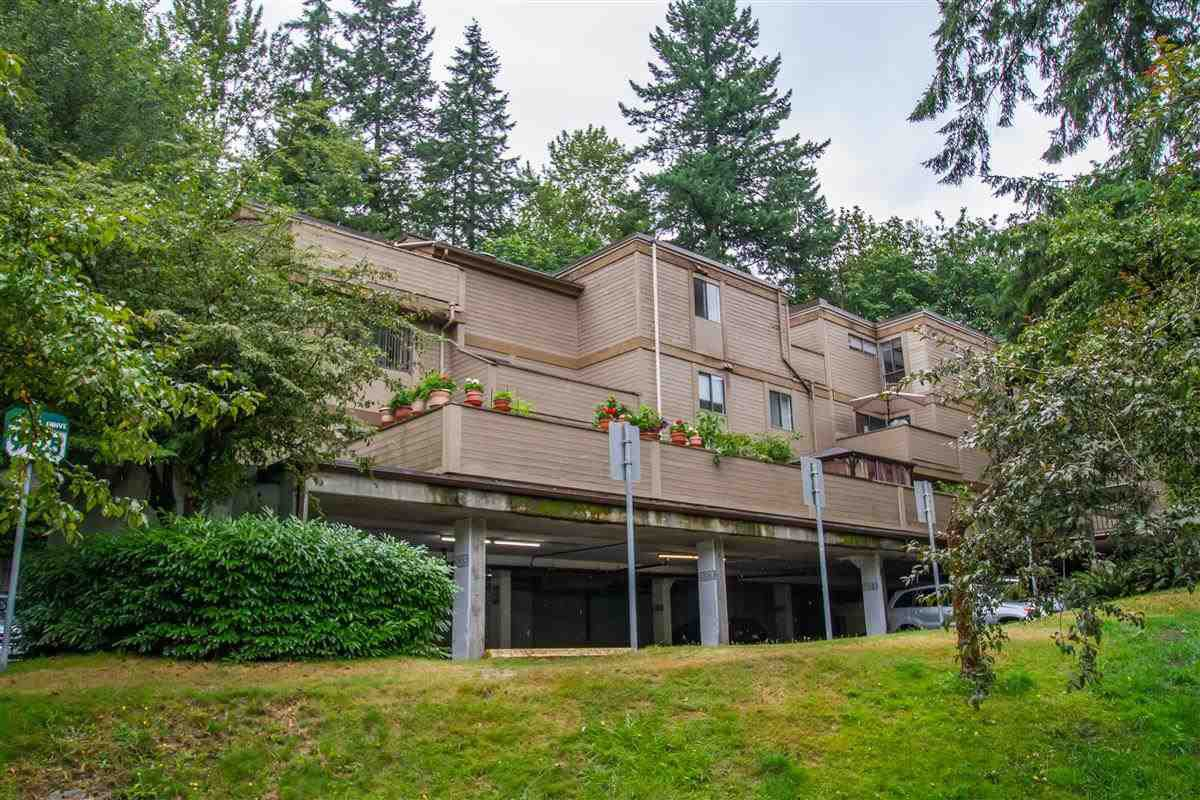 "Main Photo: 301 9125 CAPELLA Drive in Burnaby: Simon Fraser Hills Townhouse for sale in ""Mountainwood"" (Burnaby North)  : MLS®# R2387950"