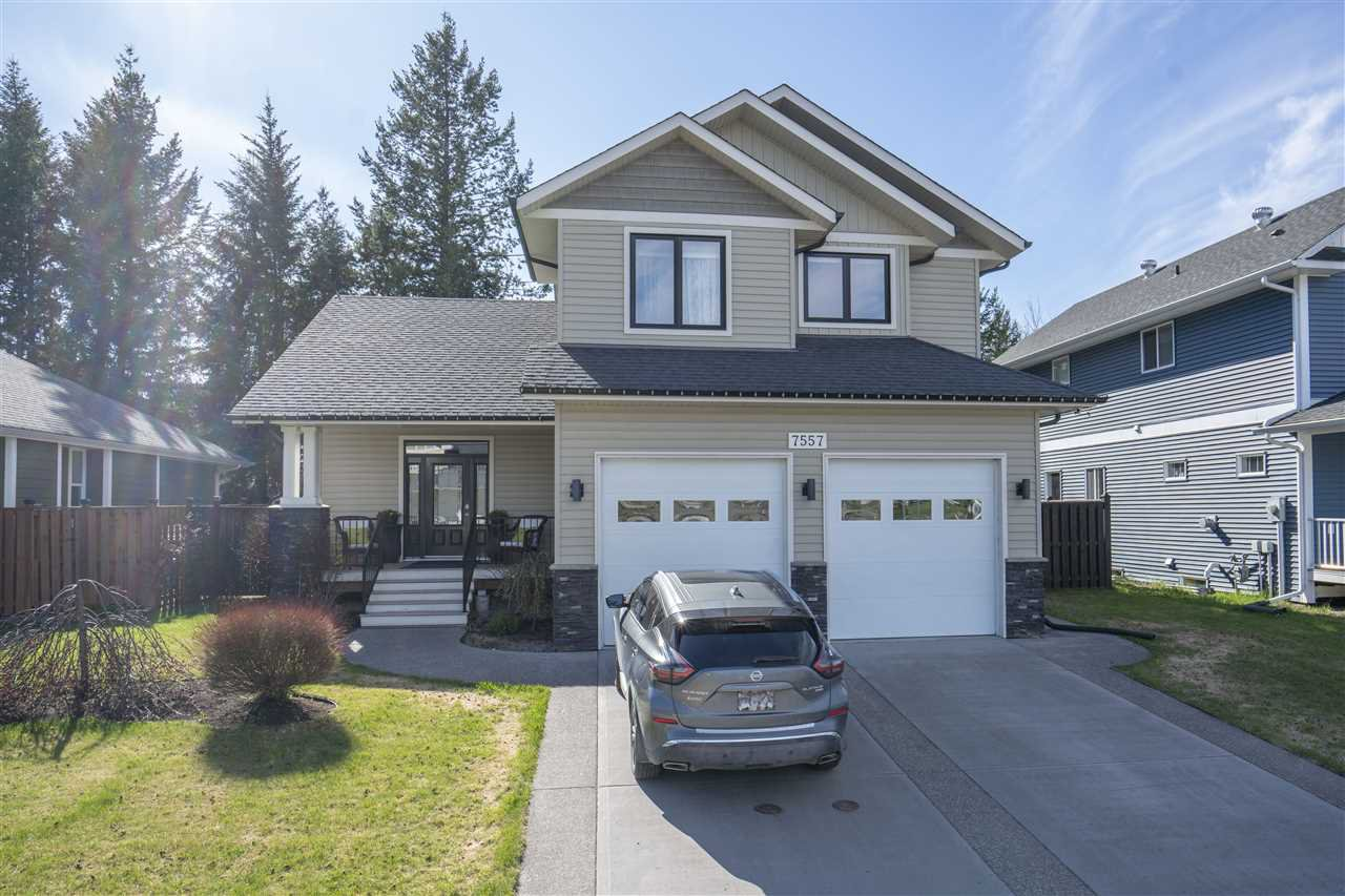 """Main Photo: 7557 LOEDEL Crescent in Prince George: Lower College House for sale in """"Malaspina Ridge"""" (PG City South (Zone 74))  : MLS®# R2454979"""