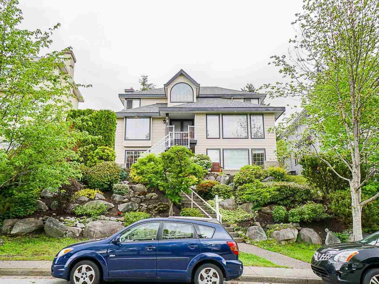 Main Photo: 78 RAVINE Drive in Port Moody: Heritage Mountain House for sale : MLS®# R2458859