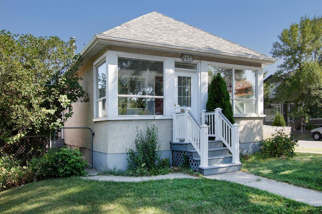 Main Photo: 236 12 Avenue NE in Calgary: Crescent Heights Detached for sale : MLS®# A1027203