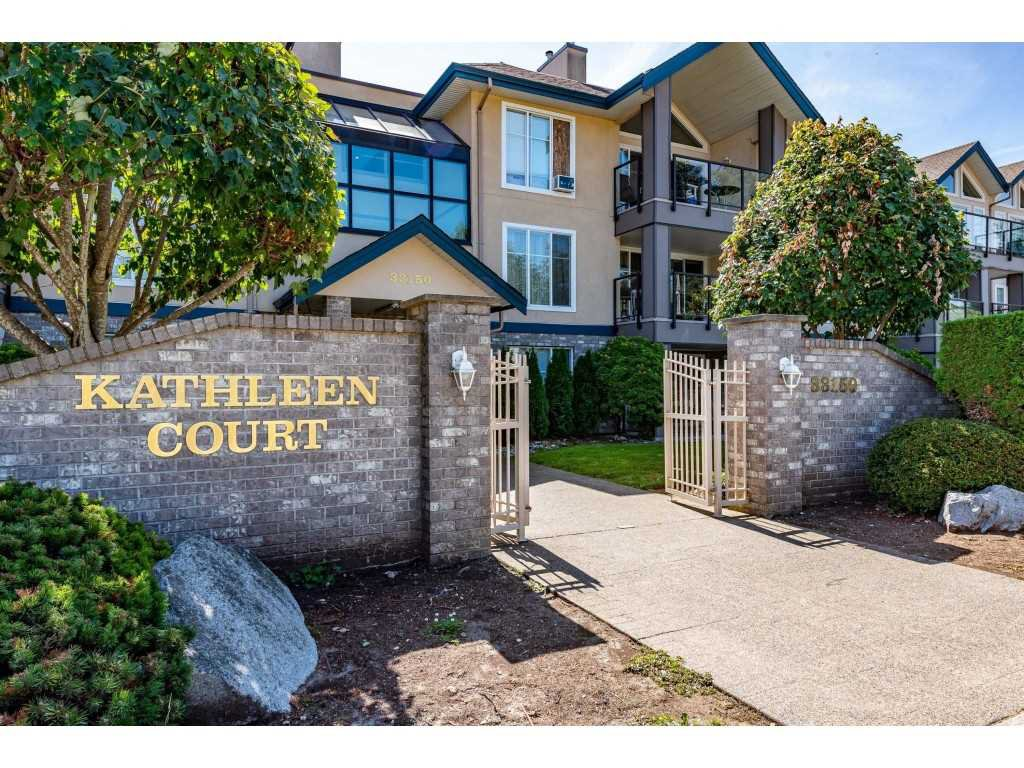 "Main Photo: 106 33150 4TH Avenue in Mission: Mission BC Condo for sale in ""KATHLEEN COURT"" : MLS®# R2492095"