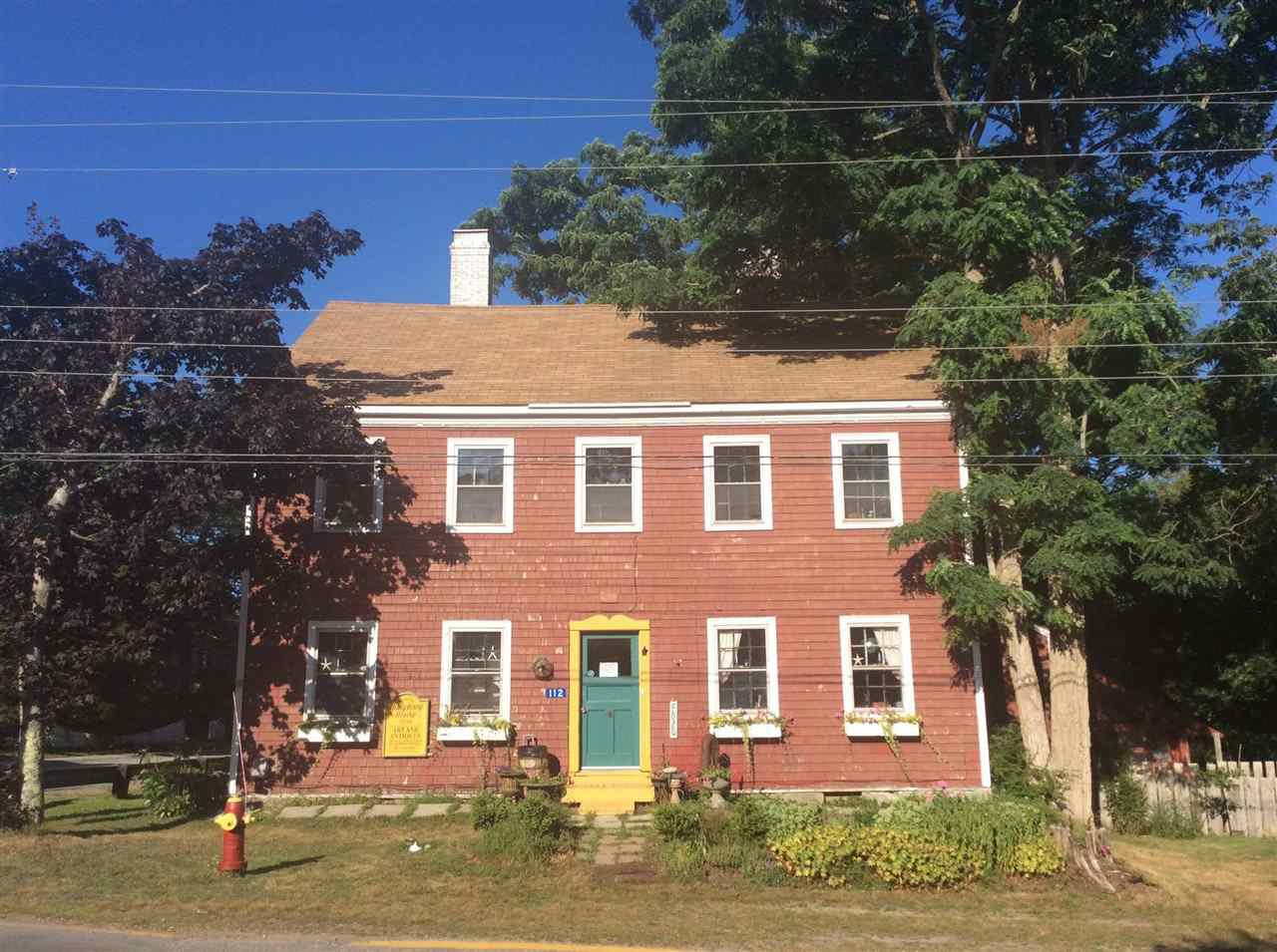 Main Photo: 112 Water Street in Shelburne: 407-Shelburne County Residential for sale (South Shore)  : MLS®# 202020803