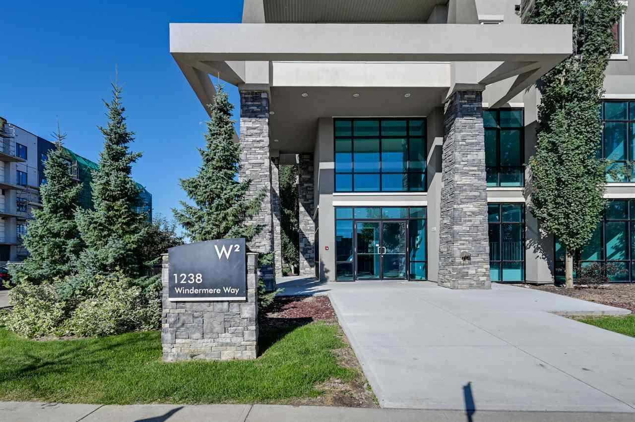 Main Photo: 503 1238 WINDERMERE Way SW in Edmonton: Zone 56 Condo for sale : MLS®# E4220916