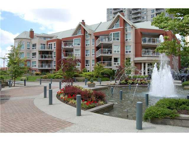 Main Photo: 409 1230 QUAYSIDE Drive in New Westminster: Quay Condo for sale : MLS®# V837097