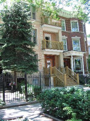 Main Photo: 1447 Berteau Avenue Unit 1 in CHICAGO: Lake View Rentals for rent ()  : MLS®# 07297681