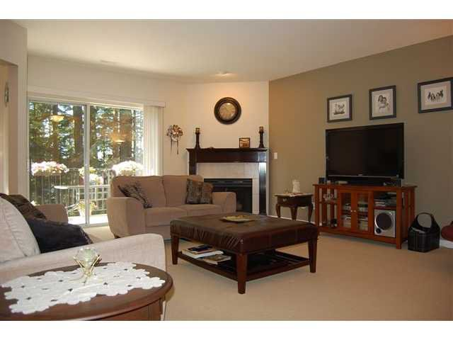 """Main Photo: 26 103 PARKSIDE Drive in Port Moody: Heritage Mountain Townhouse for sale in """"TREETOPS"""" : MLS®# V855519"""