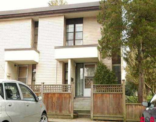"""Main Photo: 40 13805 102ND AV in Surrey: Whalley Townhouse for sale in """"MEADOWS"""" (North Surrey)  : MLS®# F2602718"""