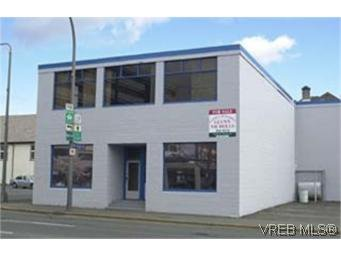 Main Photo: 1745 Blanshard St in VICTORIA: Vi Central Park Retail for sale (Victoria)  : MLS®# 331646