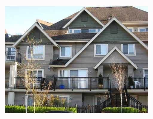"""Photo 10: Photos: 63 9339 ALBERTA Road in Richmond: McLennan North Townhouse for sale in """"TRELLAINE"""" : MLS®# V761521"""