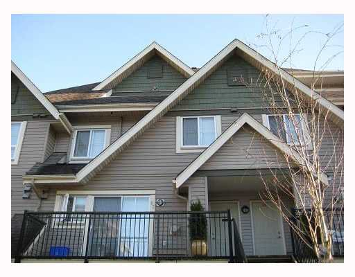 """Main Photo: 63 9339 ALBERTA Road in Richmond: McLennan North Townhouse for sale in """"TRELLAINE"""" : MLS®# V761521"""