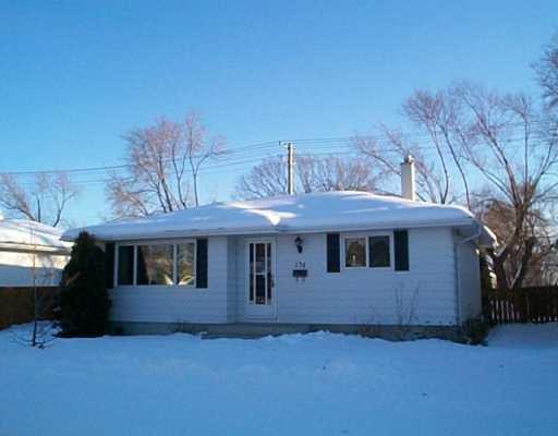 Main Photo: 136 BRELADE Street in WINNIPEG: Transcona Single Family Detached for sale (North East Winnipeg)  : MLS®# 2700054