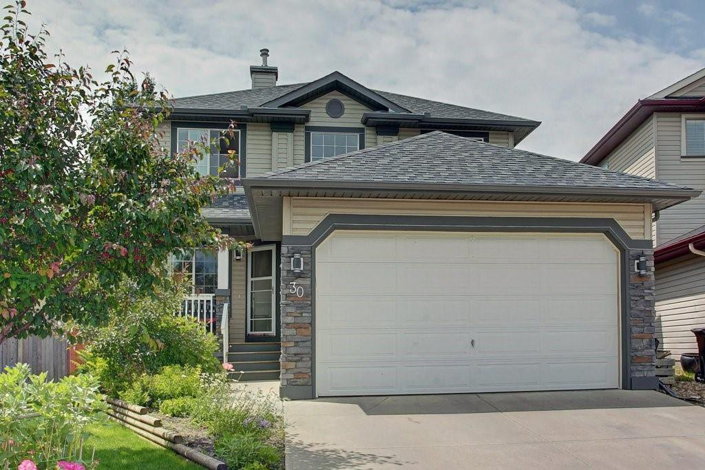 Main Photo: 30 CHAPMAN Place SE in Calgary: Chaparral Detached for sale : MLS®# C4258371