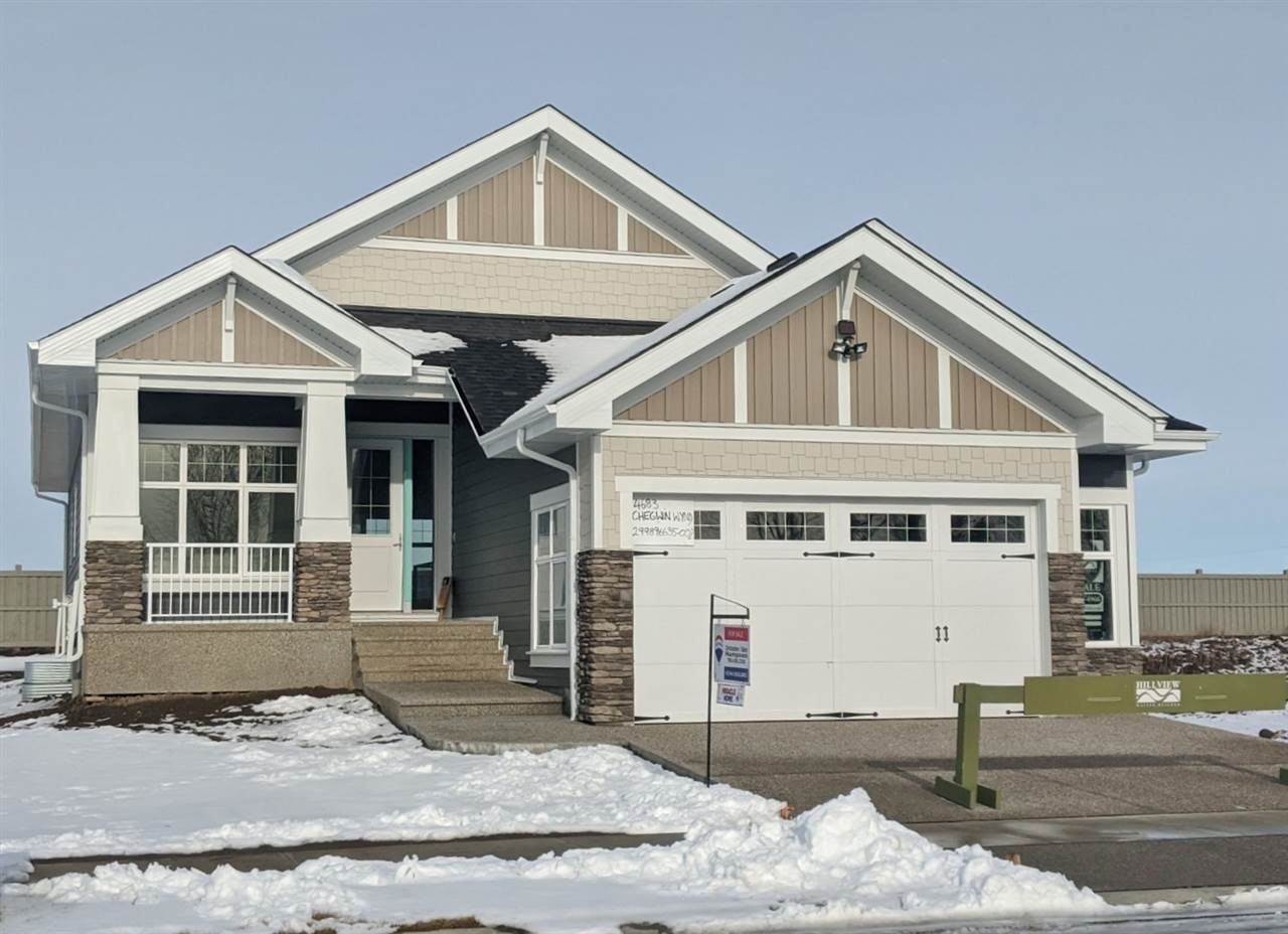 Main Photo: 4683 CHEGWIN Wynd in Edmonton: Zone 55 House for sale : MLS®# E4187393