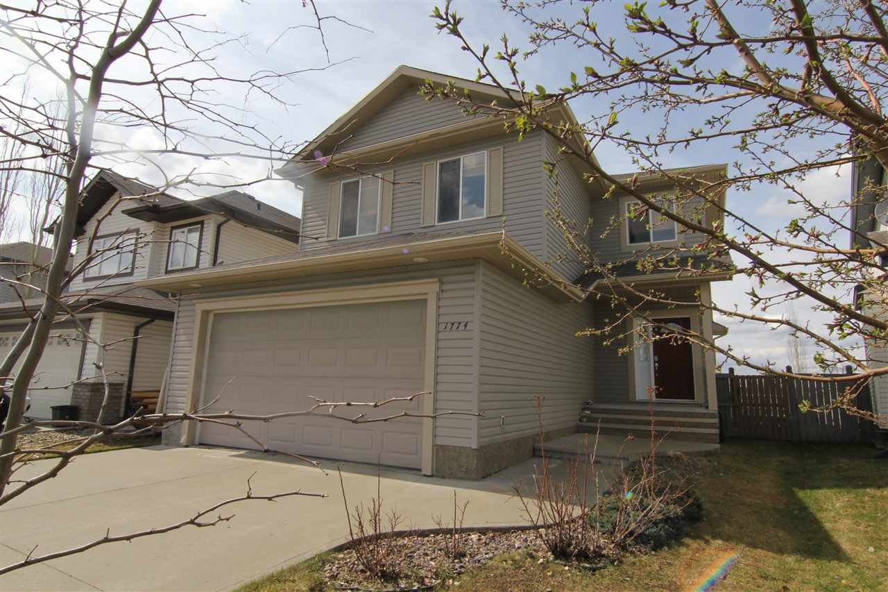 Main Photo: 1774 MELROSE Crescent in Edmonton: Zone 55 House for sale : MLS®# E4196318