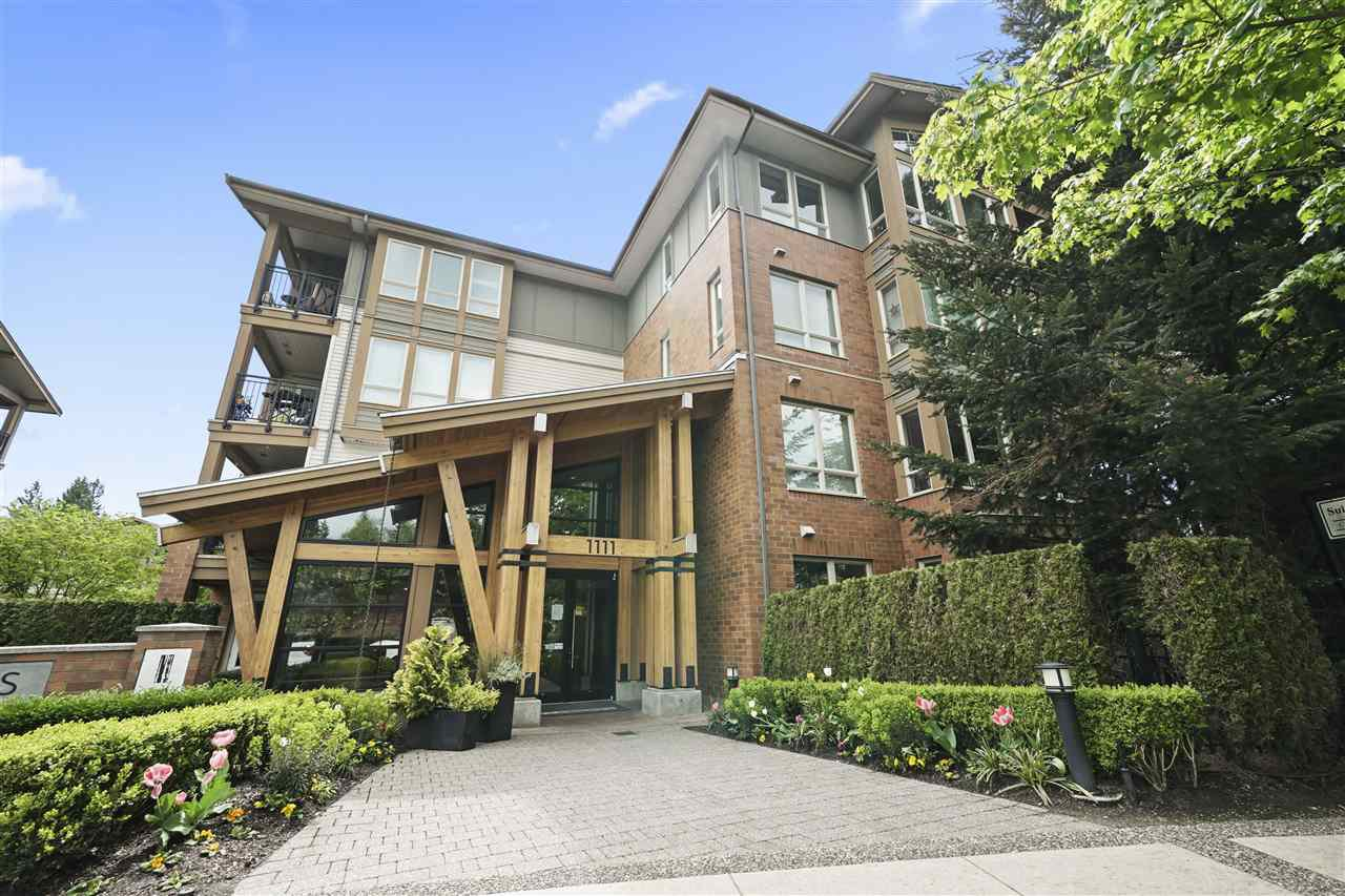 "Main Photo: 210 1111 E 27TH Street in North Vancouver: Lynn Valley Condo for sale in ""Branches"" : MLS®# R2458546"