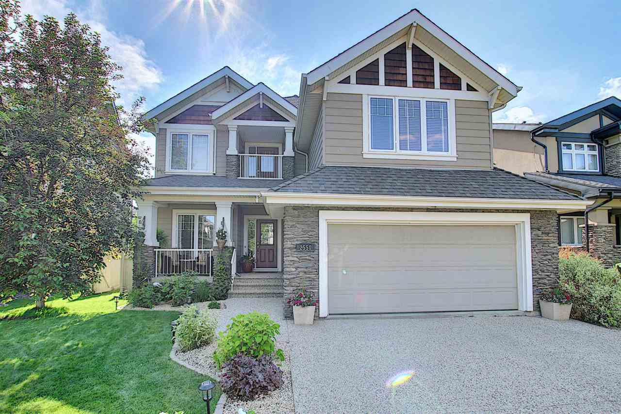 Main Photo: 2550 CAMERON RAVINE Landing in Edmonton: Zone 20 House for sale : MLS®# E4201882
