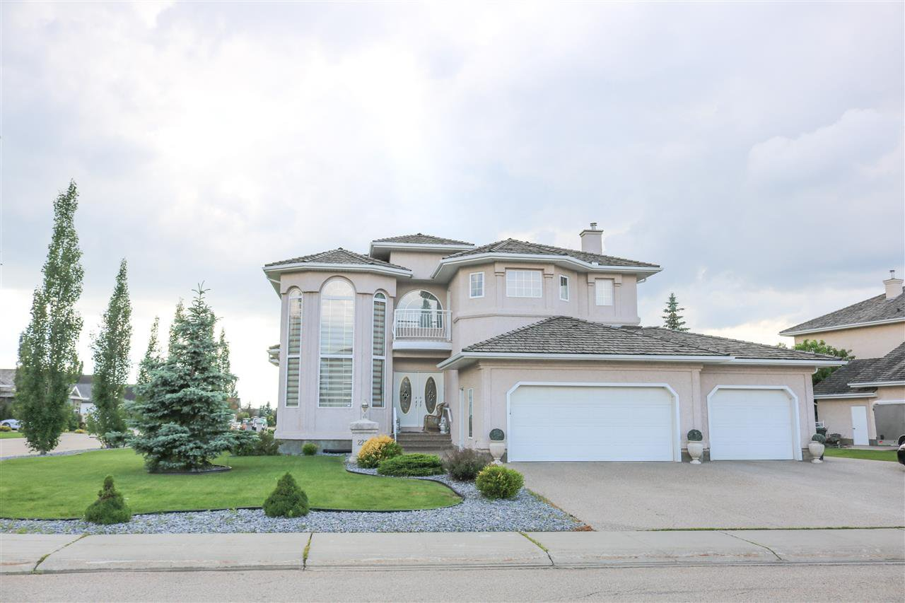 Main Photo: 222 52304 RGE RD 233: Rural Strathcona County House for sale : MLS®# E4204681