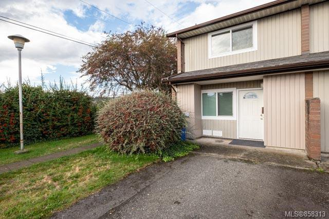 Main Photo: 41 285 Harewood Rd in : Na South Nanaimo Row/Townhouse for sale (Nanaimo)  : MLS®# 858313