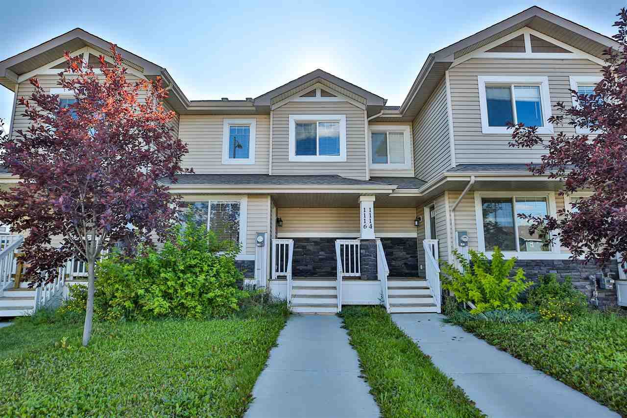Main Photo:  in Edmonton: Zone 56 Attached Home for sale : MLS®# E4218243