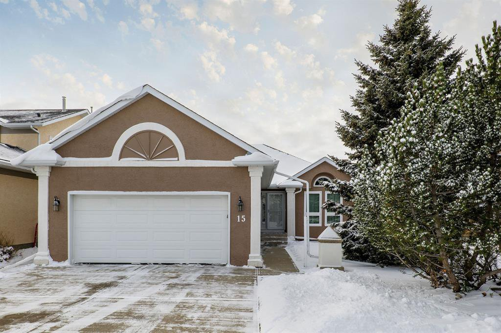 Main Photo: 15 Arbour Ridge Way NW in Calgary: Arbour Lake Detached for sale : MLS®# A1049073