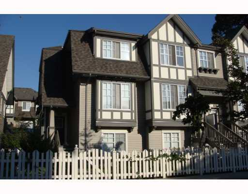 Main Photo: 23 7331 HEATHER Street in Richmond: McLennan North Townhouse for sale : MLS®# V789078