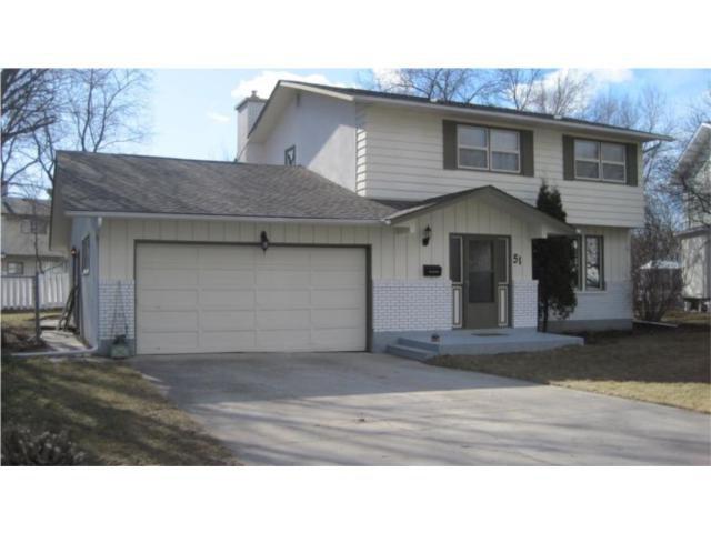 Main Photo:  in WINNIPEG: Fort Garry / Whyte Ridge / St Norbert Residential for sale (South Winnipeg)  : MLS®# 1005535
