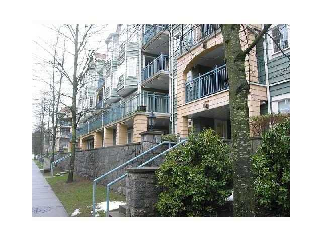 """Main Photo: 411 1199 WESTWOOD Street in Coquitlam: North Coquitlam Condo for sale in """"LAKESIDE TERRACE"""" : MLS®# V842166"""