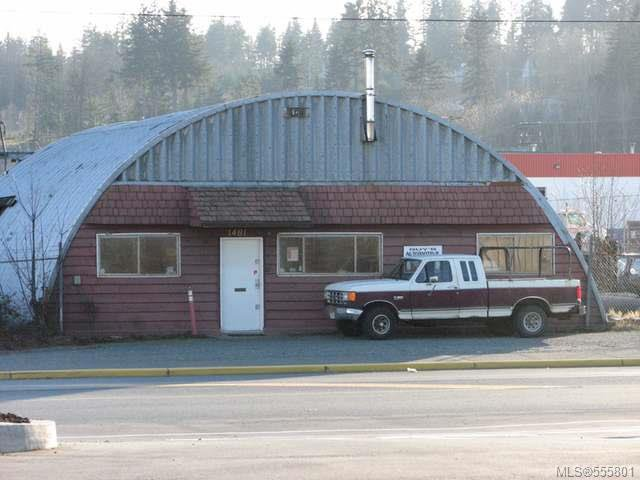 Main Photo: 1481 16th Ave in CAMPBELL RIVER: CR Campbell River Central Industrial for sale (Campbell River)  : MLS®# 555801