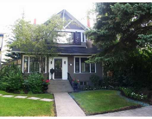 Main Photo: 3040 7 Street SW in CALGARY: Elbow Park Glencoe Residential Detached Single Family for sale (Calgary)  : MLS®# C3335897