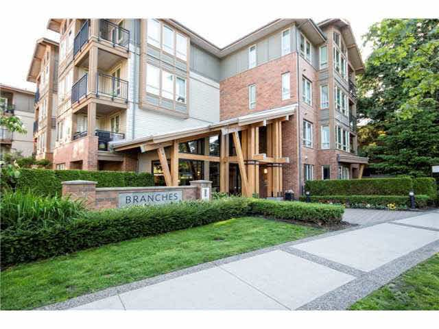 Main Photo: 415 1111 E 27TH STREET in : Lynn Valley Condo for sale : MLS®# V1080986