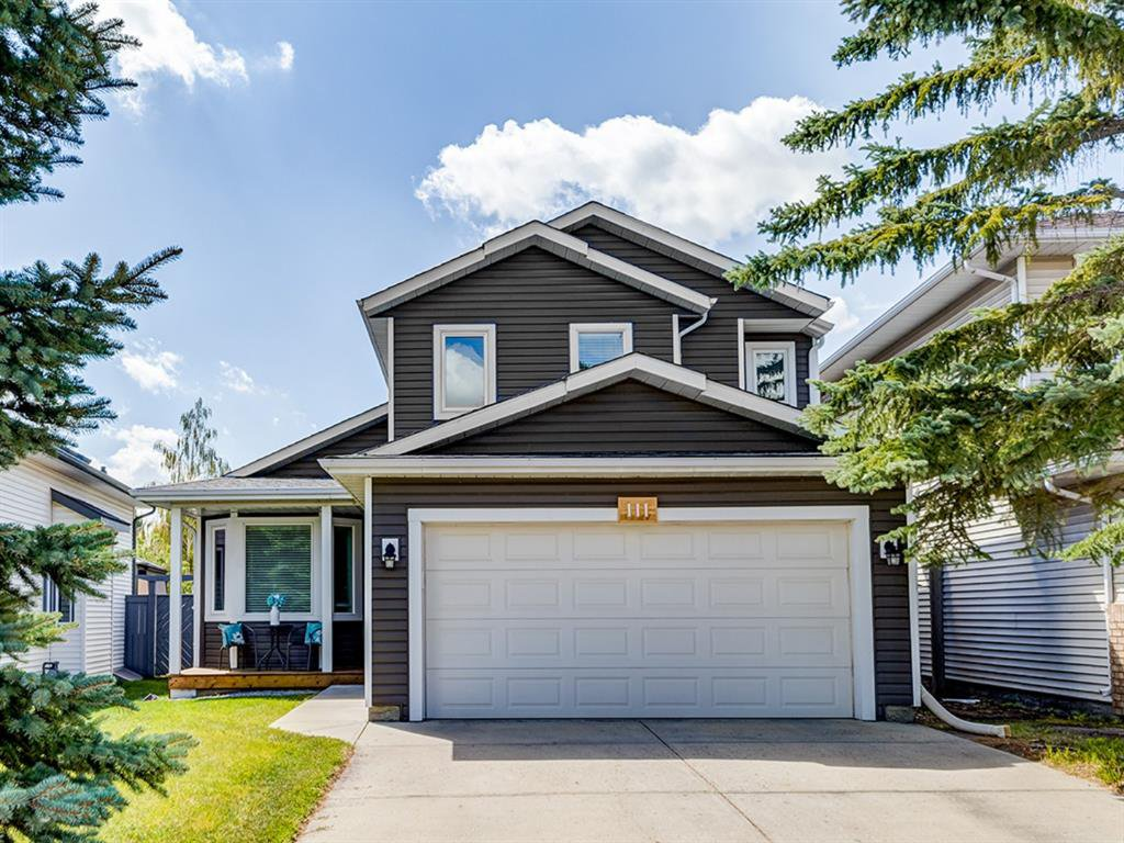 Main Photo: 111 RIVERVALLEY Drive SE in Calgary: Riverbend Detached for sale : MLS®# A1027799