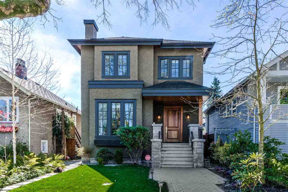 Main Photo:  in Vancouver: Kitsilano House for rent (Vancouver West)  : MLS®# AR098