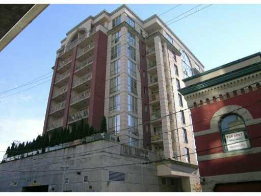 """Main Photo: 601 680 CLARKSON Street in New Westminster: Downtown NW Condo for sale in """"CLARKSON"""" : MLS®# V814836"""