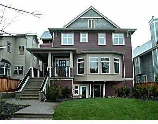 Main Photo: 1954 W 11TH Ave in Vancouver: Kitsilano Townhouse for sale (Vancouver West)  : MLS®# V628502