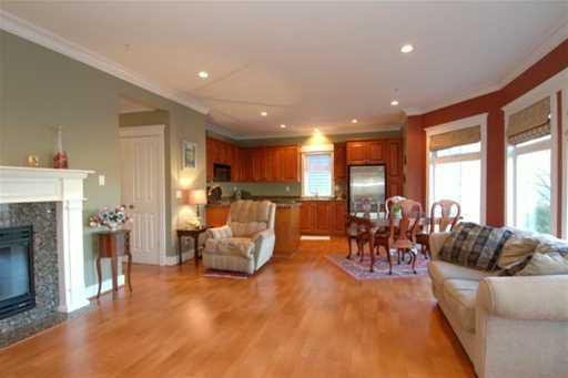 Photo 5: Photos: 1954 W 11TH Ave in Vancouver: Kitsilano Townhouse for sale (Vancouver West)  : MLS®# V628502