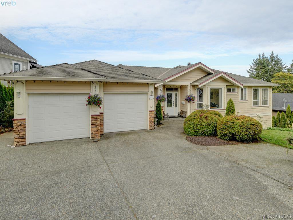 Main Photo: 2363 Tanner Road in VICTORIA: CS Tanner Single Family Detached for sale (Central Saanich)  : MLS®# 416573